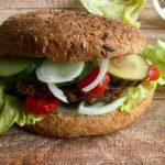 Patties für vegane Linsenburger