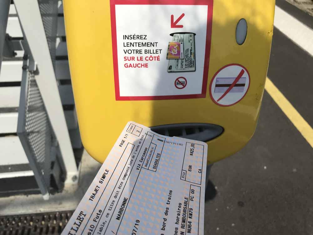 Bus und Bahn in Frankreich, von Hannover zum Mittelmeer mit Bus und Bahn