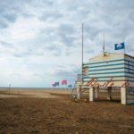 Gruissan: Lagune am Meer