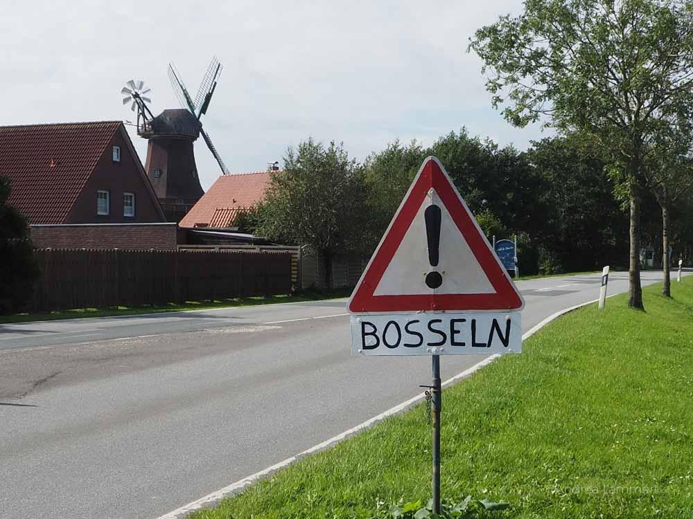 Ostfriesland, Boßeln, Regeln, Boßeln lernen, Bollerwagen